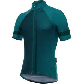 Santini Vento Bike Jersey Shortsleeve Men turquoise